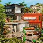 Container Eco House