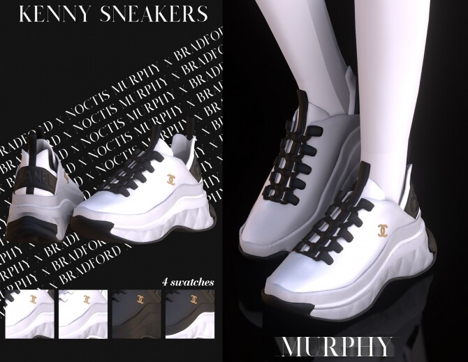 Sims 4 Kenny Sneakers at MURPHY
