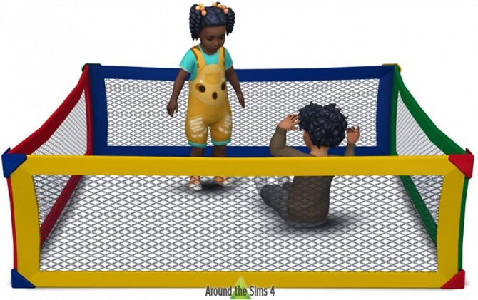 Toddler Playpens by Sandy at Around the Sims 4 image 1501 670x421 Sims 4 Updates