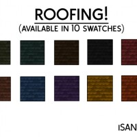 Roofing by iSandor