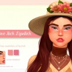 Love Sick Lipstick by LadySimmer94