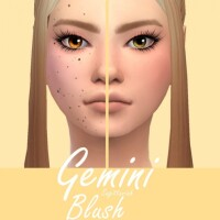 Gemini Blush by Sagittariah