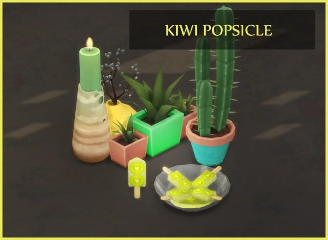 Sims 4 KIWI POPSICLE at Icemunmun