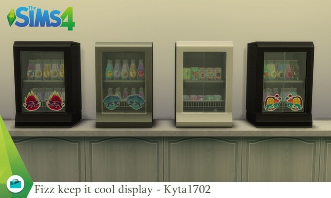 Fizz Keep it Cool Display by Kyta1702