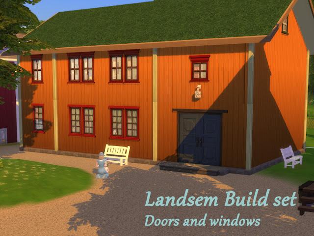 Landsem doors and windows