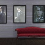 Tom Riddle Portrait Collection by Phoenix74