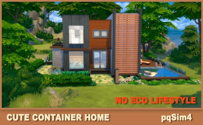 Cute Containers Home