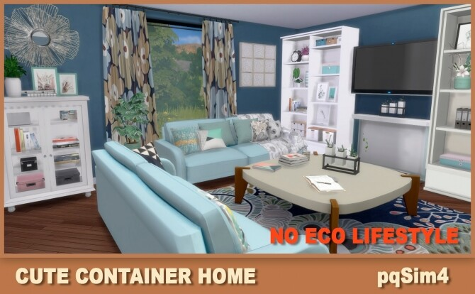 Cute Containers Home at pqSims4 image 1603 670x414 Sims 4 Updates