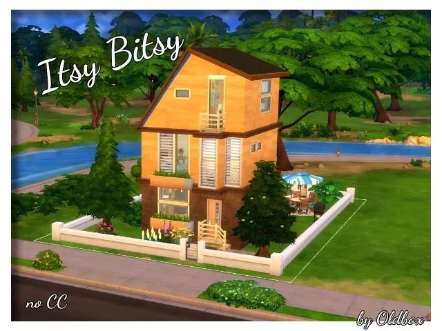 ItsyBitsy house by Oldbox