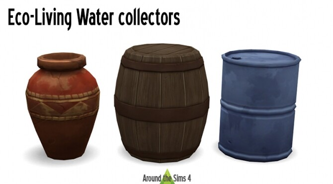 Water Collectors at Around the Sims 4 image 16114 670x372 Sims 4 Updates