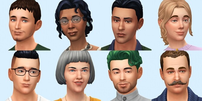 Townies Part II at Simsontherope image 16213 670x335 Sims 4 Updates