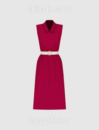1960s Dress 02