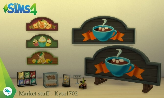 New clutter at Simmetje Sims image 1632 670x402 Sims 4 Updates