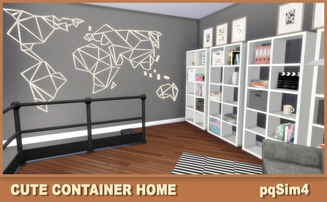 Cute Containers Home at pqSims4 image 1634 670x414 Sims 4 Updates