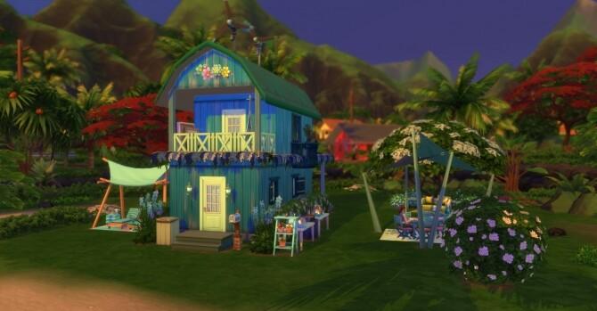 Mini Lagon house by Kaleiya