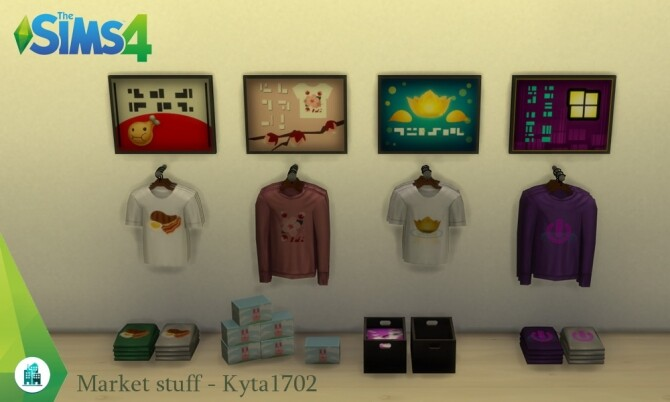 New clutter at Simmetje Sims image 1642 670x402 Sims 4 Updates
