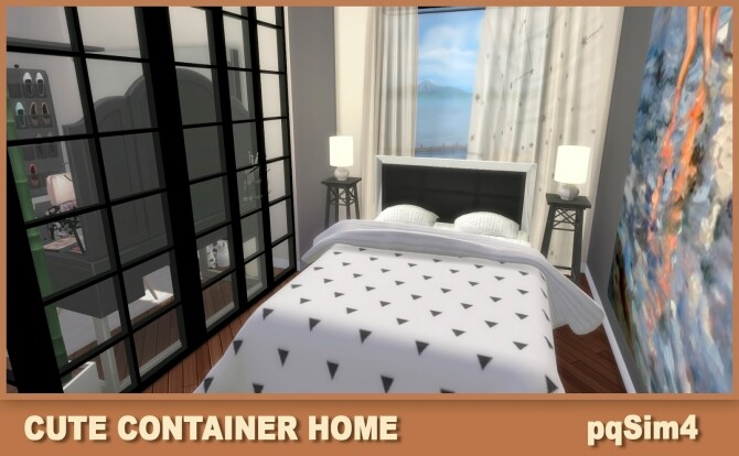 Cute Containers Home at pqSims4 image 1644 670x414 Sims 4 Updates