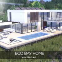 Eco Bay Home by Summerr Plays