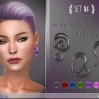 15 earrings by Soloriya