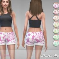 Shorts Monika 1 by Jaru Sims