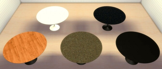 Recolors from MeinKatz: Chair, Table, Vase & Lamp at Riekus13 image 1792 670x286 Sims 4 Updates