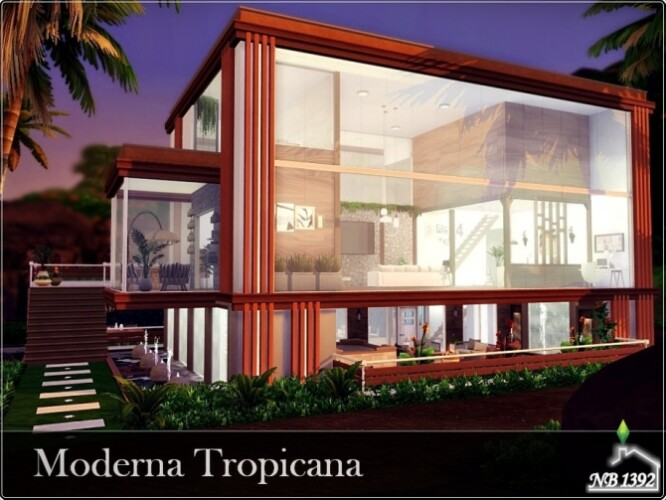 Moderna Tropicana by nobody1392