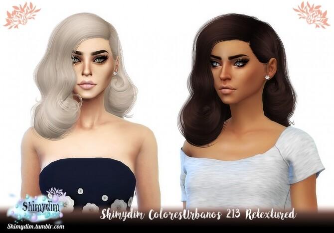 ColoresUrbanos July 2018 Hair Retextures
