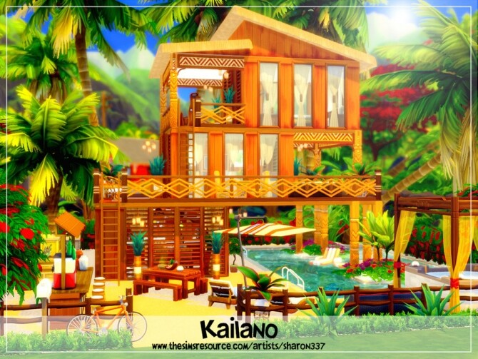 Kailano House Nocc by sharon337 at TSR image 185 670x503 Sims 4 Updates