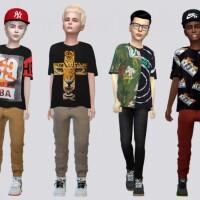 Random Thrift Tees Kids by McLayneSims