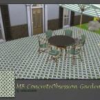 MB Concrete Obsession Garden Path by matomibotaki