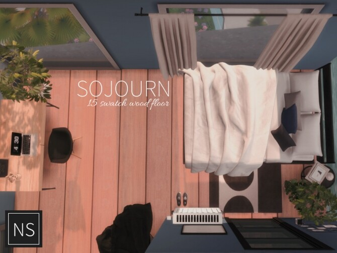 Sims 4 Sojourn Floor by Networksims at TSR