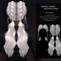 KARLI and CHARLI HAIRS