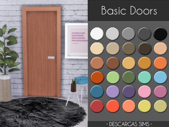Basic Doors