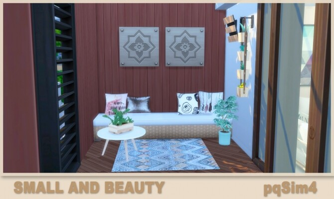 Small and Beauty Home at pqSims4 image 1997 670x401 Sims 4 Updates