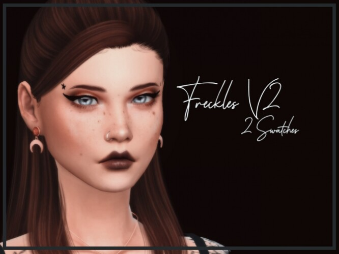 Freckles V2 by Reevaly