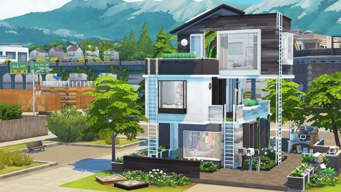TRIPLE ECO TINY HOUSES