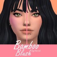 Bamboo Blush by Sagittariah