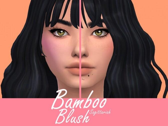 Bamboo Blush by Sagittariah at TSR image 20281 670x503 Sims 4 Updates