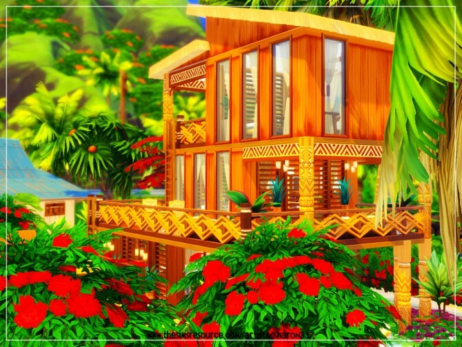 Kailano House Nocc by sharon337 at TSR image 204 670x503 Sims 4 Updates