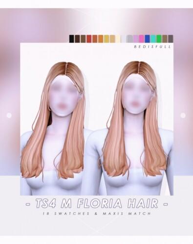floria hair