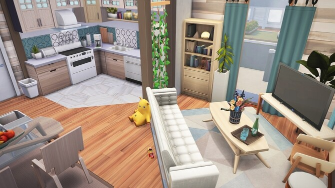 STONESTREET APARTMENTS #4 at Aveline Sims image 2076 670x377 Sims 4 Updates