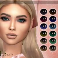 Eyes N02 by MagicHand