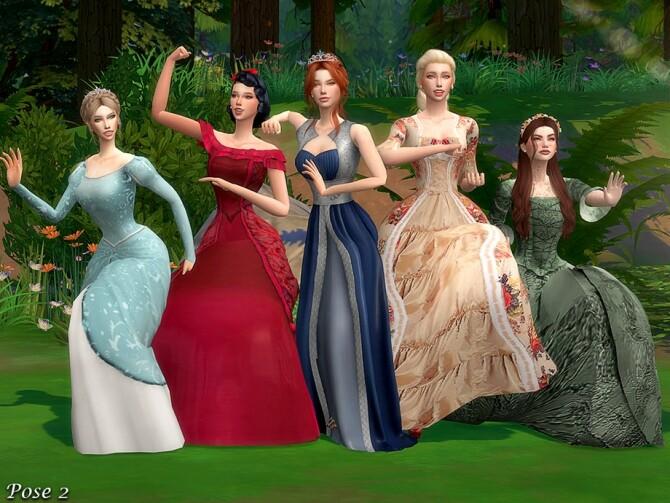 Sims 4 Random Pose pack by Beto ae0 at TSR
