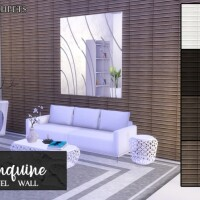 Anquine Panel Wall by neinahpets