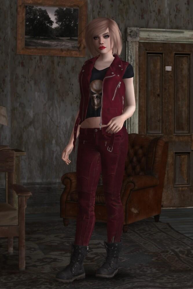 January Van Sant Outfits at Astya96 image 21510 667x1000 Sims 4 Updates
