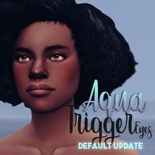 Aqua Trigger Eyes DEFAULTS UPDATED