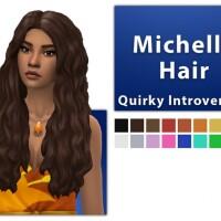 Michelle Hair by qicc