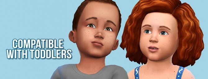 Sims 4 Œil de biche Eyes Replacement at Simsontherope