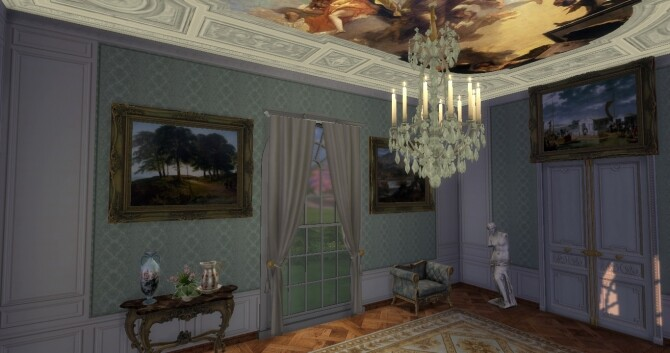 Historical Living Set For TS4 at Regal Sims image 2205 670x353 Sims 4 Updates