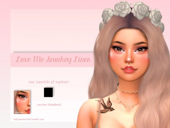 Love Me Smokey Liner by LadySimmer94